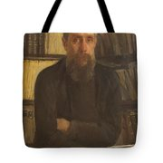 Portrait Of Kostichev Tote Bag