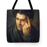 Portrait Of Lord Byron Tote Bag