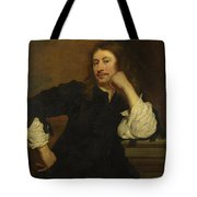 Portrait Of Lucas Fayd Herbe  Tote Bag