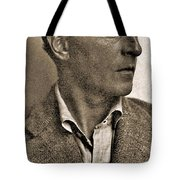 Portrait Of Ludwig Wittgenstein, 1947 Tote Bag