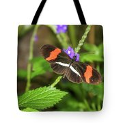 Postman Butterfly 1 Tote Bag by Dawn Richards