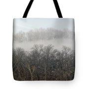 Potomac Fog Tote Bag