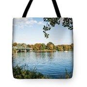 Potsdam - Havel River / Glienicke Bridge Tote Bag