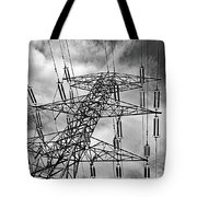 Power Tower No. 3 Tote Bag