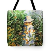 Prairie Girl Tote Bag