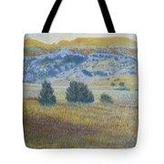 Prairie Realm Of West Dakota Tote Bag