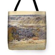 Prairie Slopes Reverie Tote Bag