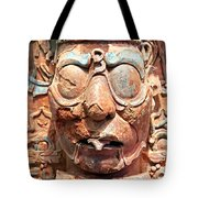 Pre-columbian Eye Glasses, Palenque, Mexico Tote Bag