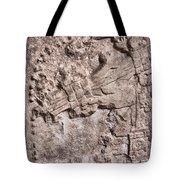 Pre Columbian Machine Gun Tote Bag