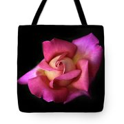 Prelude To A Rose Tote Bag
