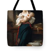 Premieres Caresses Tote Bag