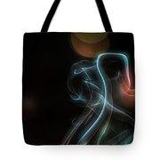 Presence - Smoke Photography Tote Bag