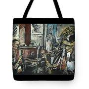 Preservation Hall Jazz Band Tote Bag