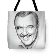 Preston Foster Tote Bag