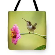 Pretty On Pink Tote Bag