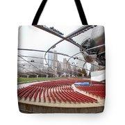 Pritzker Pavilion - Millennium Park Tote Bag