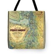 Puget Sound Tote Bag