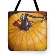 Pumpkin Delight Tote Bag
