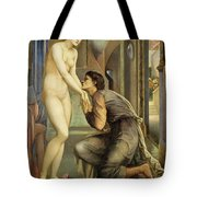 Pygmalion And The Image, The Soul Attains - Digital Remastered Edition Tote Bag