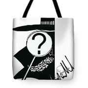 Q Tote Bag