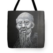 Qi Baishi Tote Bag by Richard Le Page