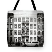 quick delivery BW Tote Bag