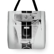 Racing Stripes Tote Bag