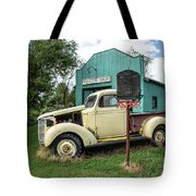 Radiator Shop Tote Bag