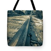 Rail Away  Tote Bag