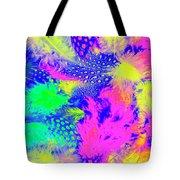 Rainbow Radiance Tote Bag