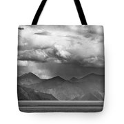 Rains In China Tote Bag by Whitney Goodey