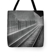 Rainy Days And Metro Tote Bag