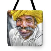 Rajput High School Teacher Tote Bag