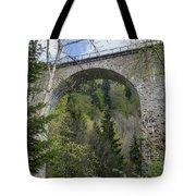 Ravenna Gorge Viaduct 05 Tote Bag