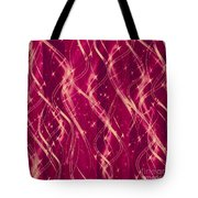 Red Berry Twist Tote Bag