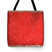 Red Pillow, Decorative. Ameynra Home Decor Tote Bag