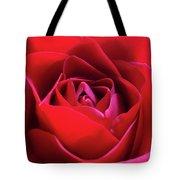 Red Rose 3 Tote Bag