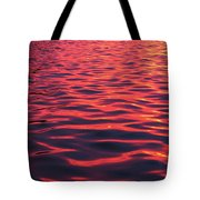 Red Sea Tote Bag by James Peterson