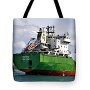 Redhead Freighter Tote Bag
