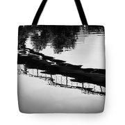 Reflected Bridge Tote Bag