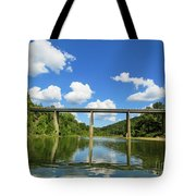 Reflections Of The Ozarks Tote Bag