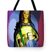 Religious Vision Tote Bag