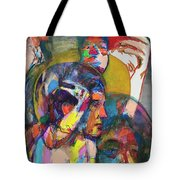 Remember Easter Island Tote Bag