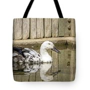 Rescue Runner Tote Bag by Kate Brown