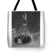 Resolution - Artwork Tote Bag by Ryan Nieves