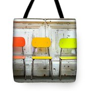 Restful Colours Tote Bag