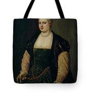 Retrato De Mujer   Tote Bag