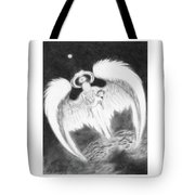Reunited - Artwork  Tote Bag by Ryan Nieves