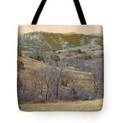 Reverie Of Dakota West Tote Bag