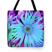 Rhapsody In Bleu Tote Bag